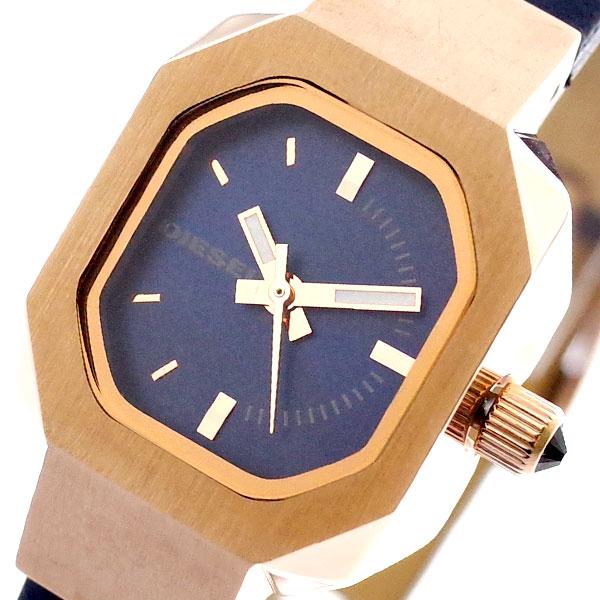 ディーゼル DIESEL 腕時計 時計 レディース DZ5523 クォーツ ネイビー
