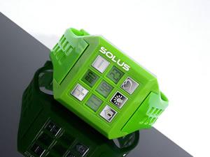 SOLUS ソーラス 腕時計 デジタル 心拍計測機能付き 01 820 05EHWDIb2e9Y