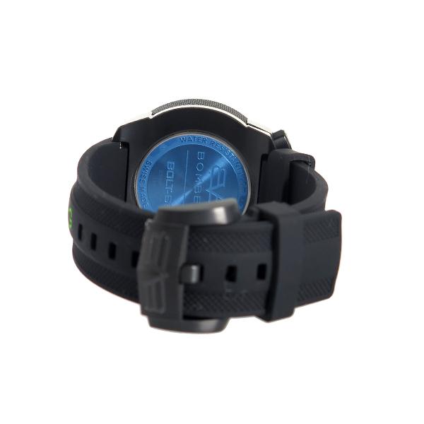 ボンバーグ BOMBERG クオーツ クロノ メンズ 腕時計 BS45CHPBA-028-3 ブラック ブラック【送料無料】【ポイント10倍】