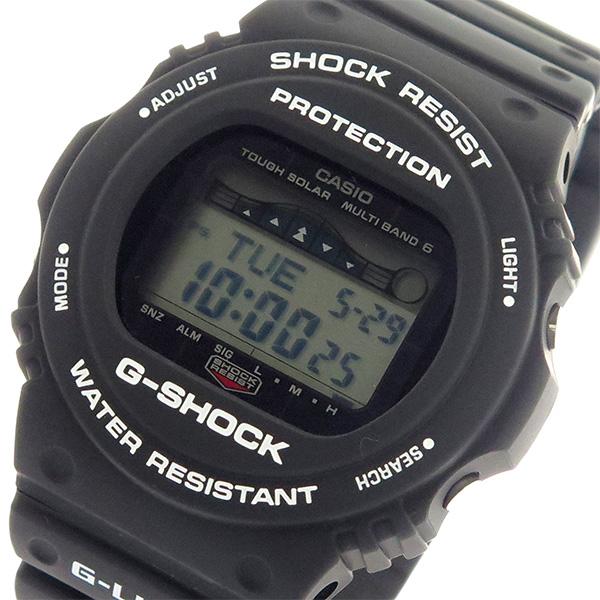 カシオ CASIO Gショック G-SHOCK G-LIDE メンズ 腕時計 GWX-5700CS-1JF ブラック/ブラック 国内正規 ブラック【送料無料】