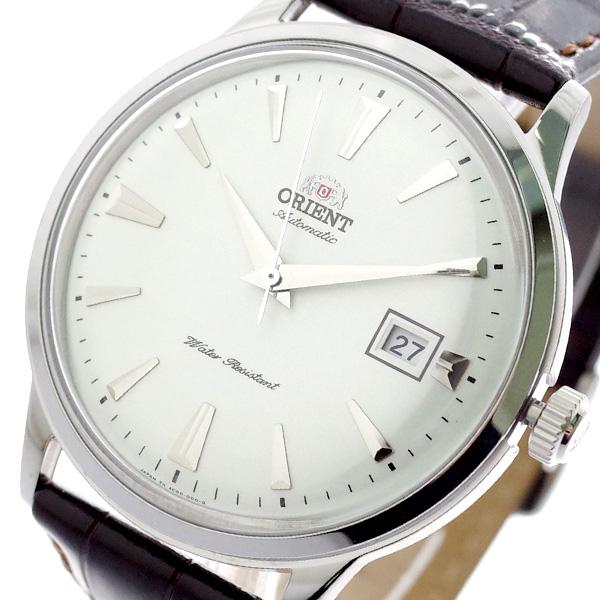 オリエント ORIENT 腕時計 メンズ SAC00005W0 自動巻き ホワイト ダークブラウン ホワイト【送料無料】