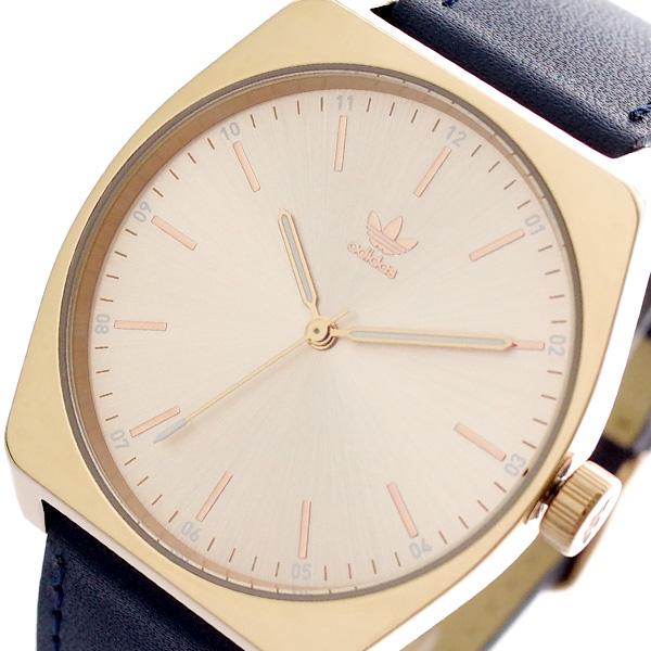 アディダス ADIDAS 腕時計 メンズ レディース Z05-2908 プロセス-L1 PROCESS-L1 CJ6346 クォーツ ピンクゴールド ネイビー ピンクゴールド【送料無料】