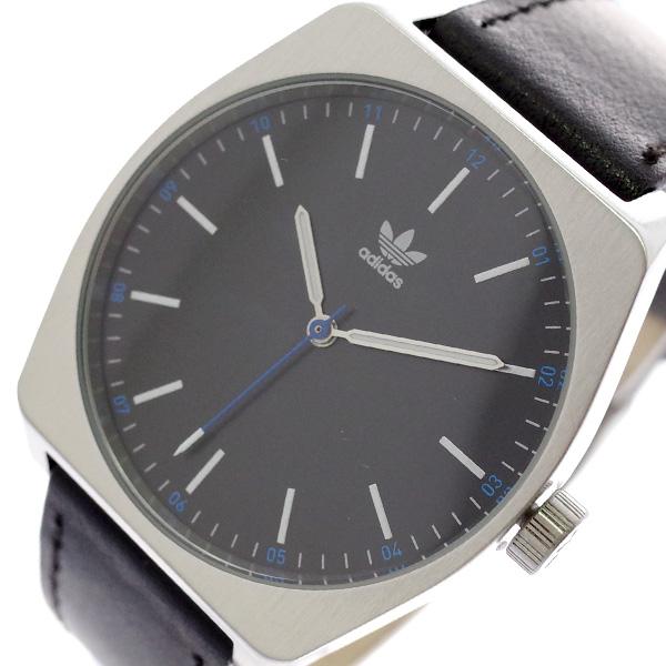 アディダス ADIDAS 腕時計 メンズ レディース Z05-625 プロセス-L1 PROCESS-L1 CJ6350 クォーツ ネイビー ブラック ネイビー【送料無料】