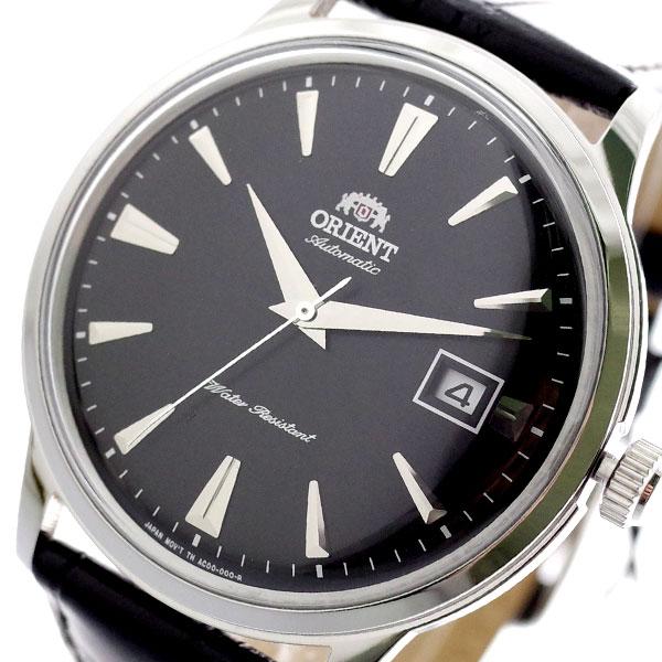 オリエント ORIENT 腕時計 メンズ SAC00004B0 自動巻き ブラック ブラック【送料無料】