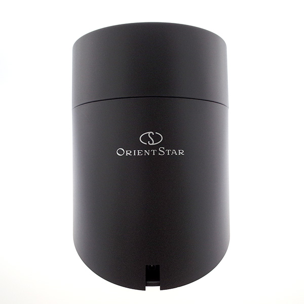 オリエントスター ORIENT STAR ワインディングマシーン RK-0V0A00B1 ブラック 国内正規 ブラック【送料無料】