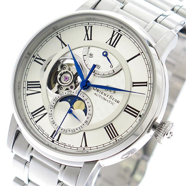 オリエントスター ORIENT STAR 腕時計 メンズ RK-AM0005S 自動巻き シルバー 国内正規 シルバー【送料無料】