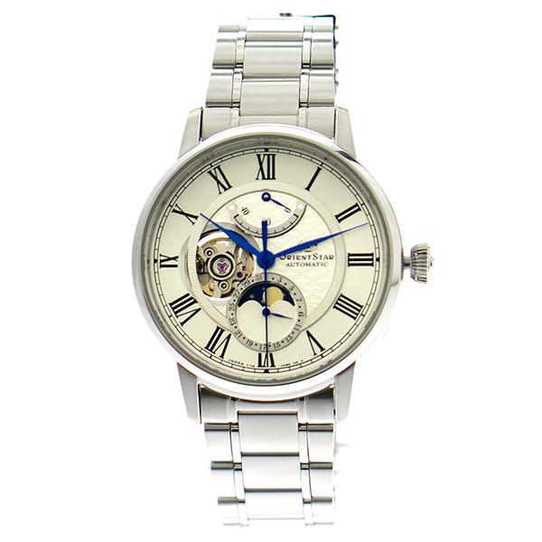 オリエントスター ORIENT STAR 腕時計 メンズ RK-AM0005S 自動巻き シルバー 国内正規 シルバー【ポイント10倍】