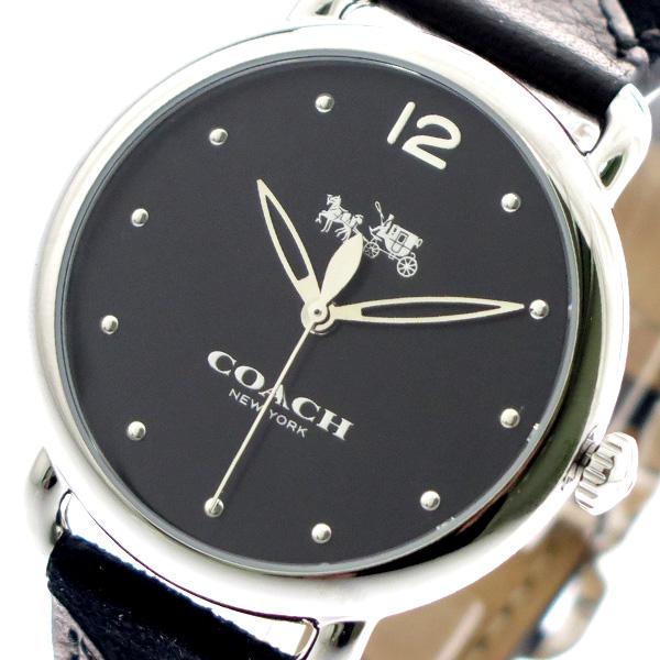 コーチ COACH 腕時計 メンズ レディース 14502713 クォーツ ブラック ブラック【送料無料】