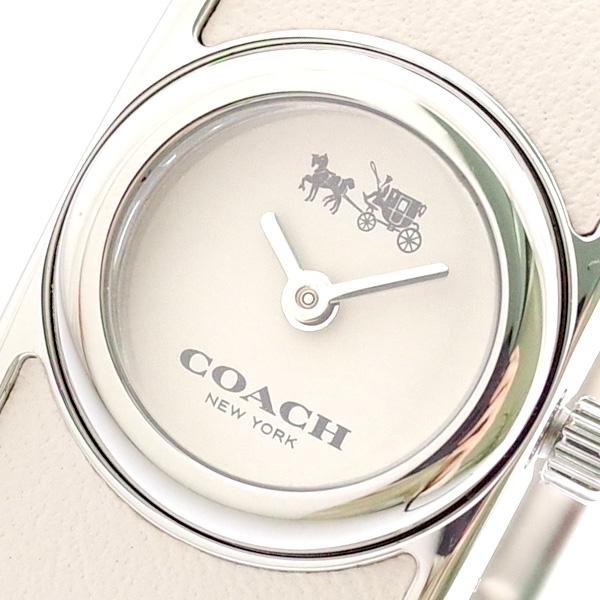 コーチ COACH 腕時計 レディース 14502740 クォーツ オフホワイト オフホワイト【送料無料】