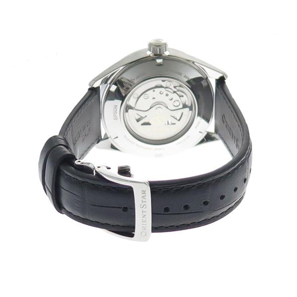 オリエントスター ORIENT STAR 腕時計 メンズ RK-AV0007S 自動巻き オフホワイト ブラック 国内正規 オフホワイト【ポイント10倍】