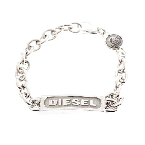 ディーゼル DIESEL ブレスレット メンズ DX0951040 シルバー シルバー【送料無料】