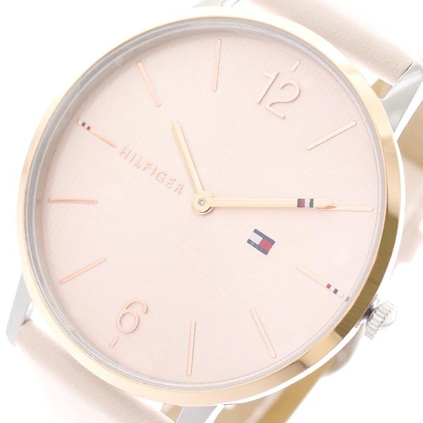 トミーヒルフィガー TOMMY HILFIGER 腕時計 メンズ レディース 1781973 クォーツ ピンク ピンク【送料無料】