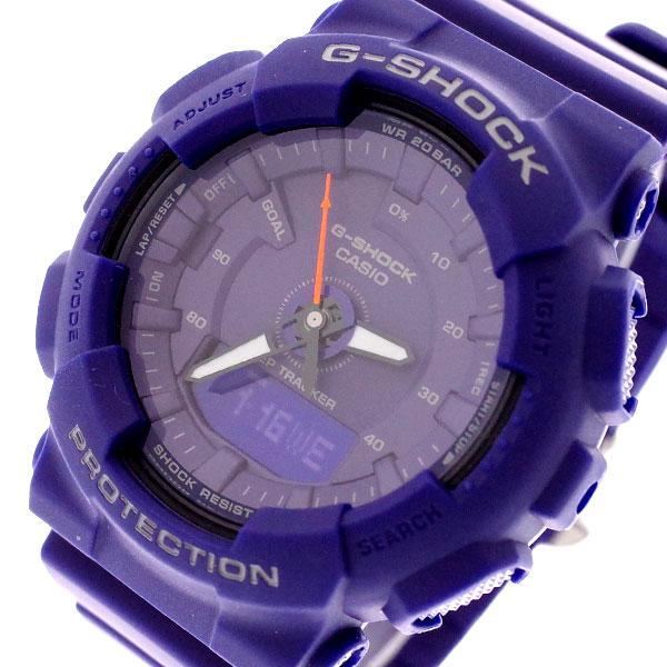 カシオ CASIO 腕時計 メンズ GMA-S130VC-2A Gショック G-SHOCK クォーツ パープル パープル【送料無料】
