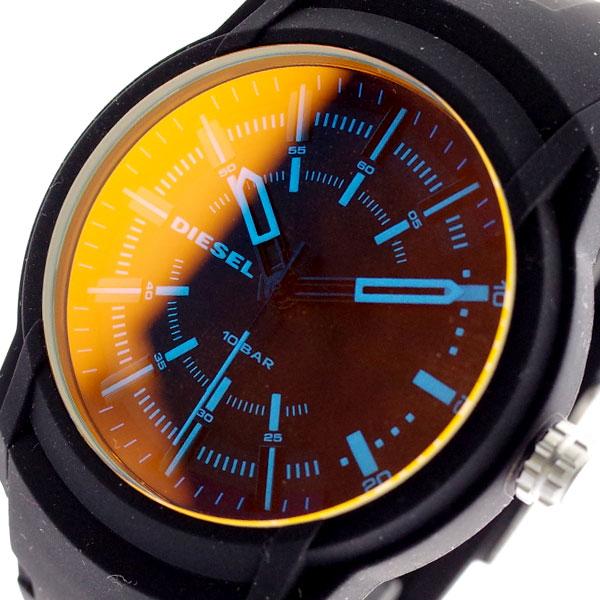 ディーゼル DIESEL 腕時計 メンズ DZ1819 クォーツ ブラック ブラック