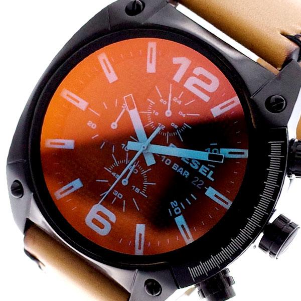 ディーゼル DIESEL 腕時計 メンズ DZ4482 クォーツ ブラウン【送料無料】