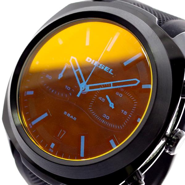 ディーゼル DIESEL 腕時計 メンズ DZ4493 クォーツ ブラック ブラック【送料無料】