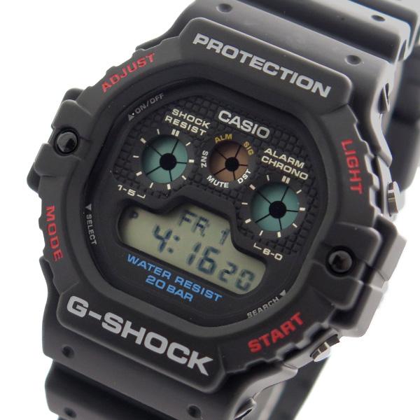 カシオ CASIO 腕時計 メンズ DW-5900-1JF Gショック G-SHOCK クォーツ ブラック 国内正規品 ブラック