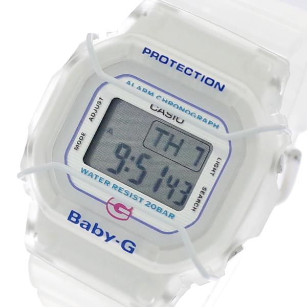 カシオ CASIO 腕時計 レディース BGD-525-7JR ベビーG BABY-G クォーツ ホワイト 国内正規品 ホワイト