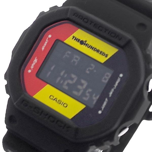 カシオ CASIO 腕時計 メンズ レディース DW-5600HDR-1JR Gショック G-SHOCK クォーツ ブラック【送料無料】