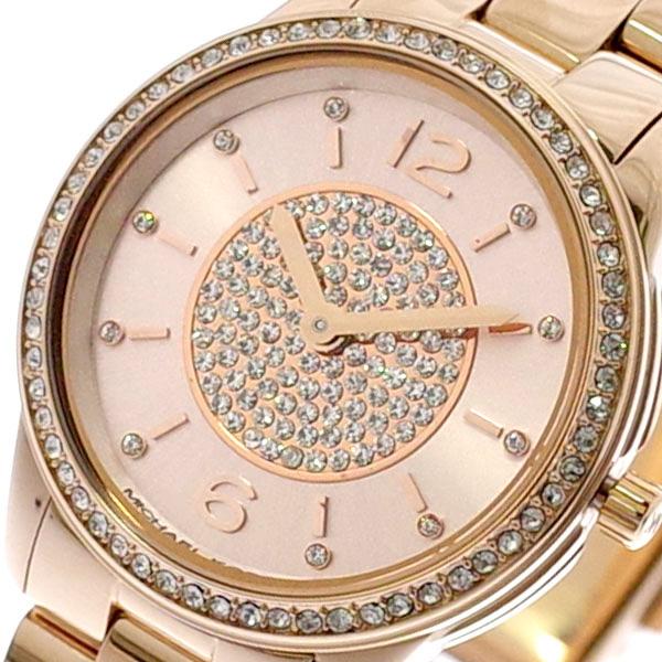 マイケルコース MICHAEL KORS 腕時計 レディース MK6619 クォーツ ピンクゴールド ピンクゴールド【送料無料】