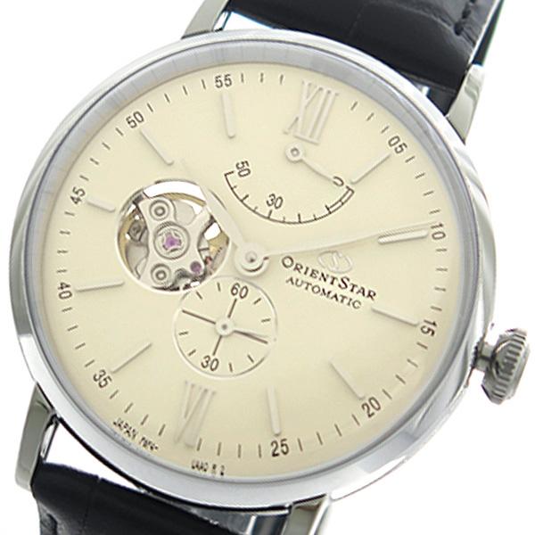 オリエントスター ORIENT STAR 腕時計 メンズ RE-AV0002S00B クリーム【送料無料】
