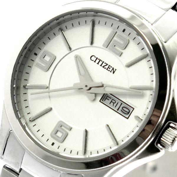 シチズン CITIZEN 腕時計 レディース EQ0591-56A クォーツ シルバー シルバー