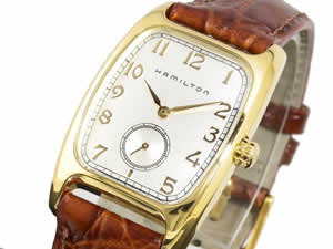 HAMILTON ハミルトン ボルトン 腕時計 メンズ H13431553【送料無料】