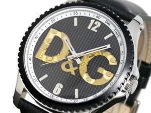 【人気沸騰】 D&G ドルチェ&ガッバーナ 腕時計 セストリール 44mm DW0702【送料無料】, サマニグン 600bedda