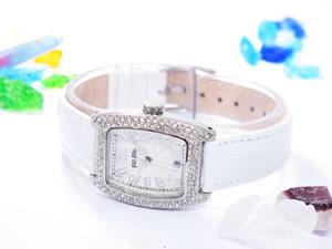 Folli Follieフォリフォリ 腕時計 レディース S922ZI SV/WH