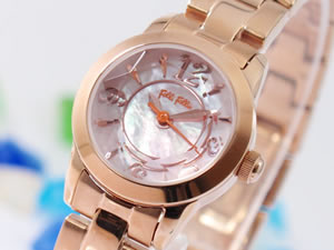 Folli Follieフォリフォリ 腕時計 WF0R025BPP【送料無料】【ポイント10倍】