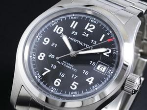 ハミルトン HAMILTON 腕時計 カーキフィールド オート H70455133H2【送料無料】