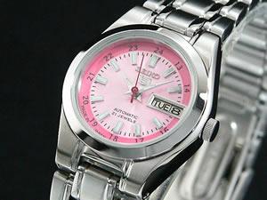 セイコー5 SEIKO ファイブ 腕時計 時計 自動巻き レディース SYMH27J1