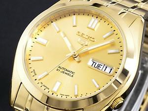セイコー 5 SEIKO FIVE 腕時計 自動巻き メンズ SNKE92J1
