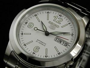 セイコー 5 SEIKO ファイブ 腕時計 時計 自動巻き SNKE57K1