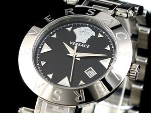 ヴェルサーチ VERSACE 腕時計 スイス製 メンズ D009S099-XLQ99【送料無料】【ポイント10倍】