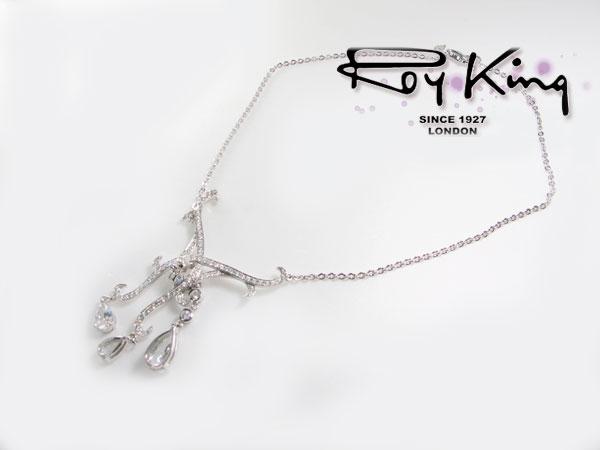 ロイキング RoyKing ネックレス シルバー925 1415 NL 04 16 送料無料35L4cjARq
