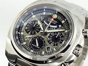 シチズン CITIZEN エコドライブ クロノグラフ 腕時計 メンズ AV0050-54H【送料無料】【ポイント10倍】