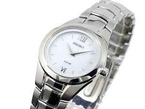 セイコー SEIKO ソーラー 腕時計 レディース SUP109P1【】:リコメン堂