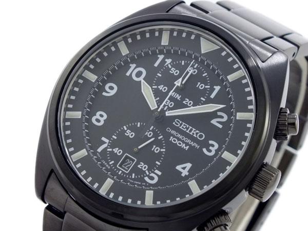 セイコー SEIKO クロノグラフ 腕時計 時計 SNN233P1