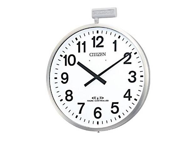 シチズン パルウェーブM611B 屋外用掛時計 4MY611-B19H2【送料無料】