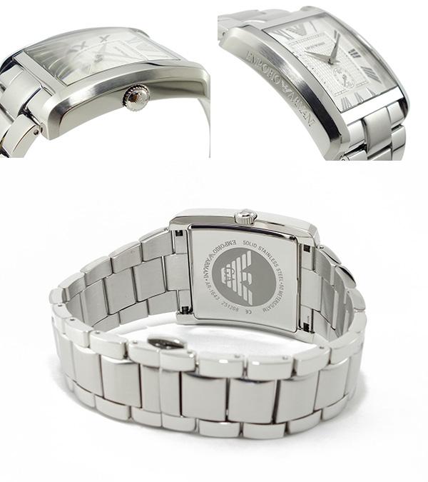 エンポリオ アルマーニ EMPORIO ARMANI 腕時計 時計 AR16432IDHW9YE
