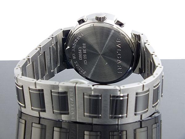 ブルガリ BVLGARI ブルガリ ブルガリ 自動巻き クロノ 腕時計 BB38BSSDCH【ポイント10倍】