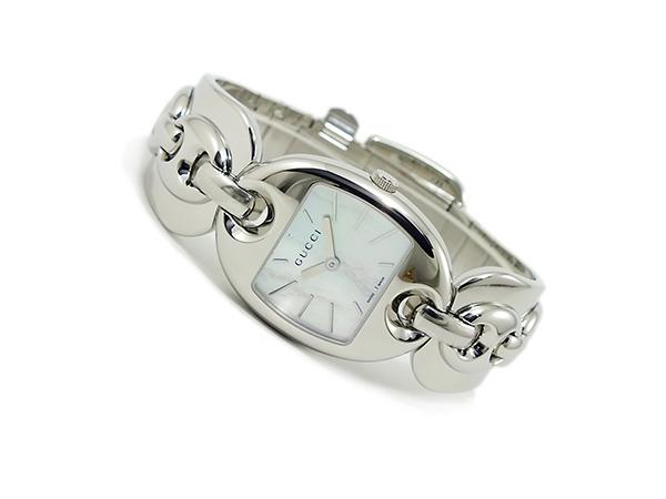 グッチ GUCCI マリーナチェーン レディース 腕時計 YA121520 送料無料eH9YDEWI2