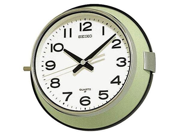 セイコー SEIKO 防塵型 オフィスタイプ 掛け時計 KS474MH2