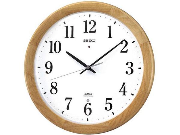 セイコー SEIKO 電波時計 掛け時計 KX311BH2