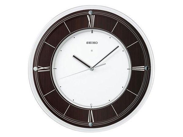 セイコー SEIKO 電波時計 掛け時計 KX321BH2