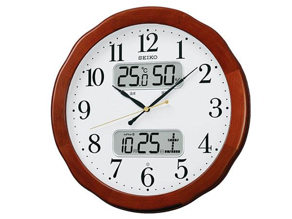 セイコー SEIKO 電波時計 掛け時計 KX369BH2