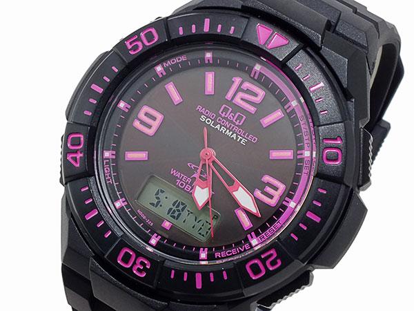 シチズン CITIZEN キューアンドキュー Q&Q クオーツ メンズ アナデジ 腕時計 時計 MD06-325