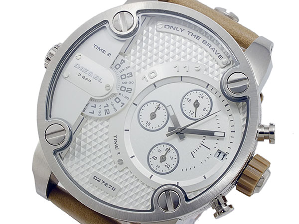 ディーゼル DIESEL クオーツ メンズ クロノ 腕時計 時計 DZ7272【ポイント10倍】