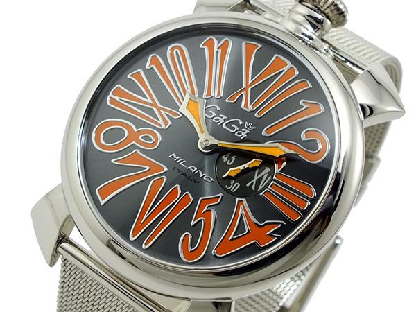 ガガミラノ GAGA MILANO MANUALE マニュアーレ 腕時計 5080-4